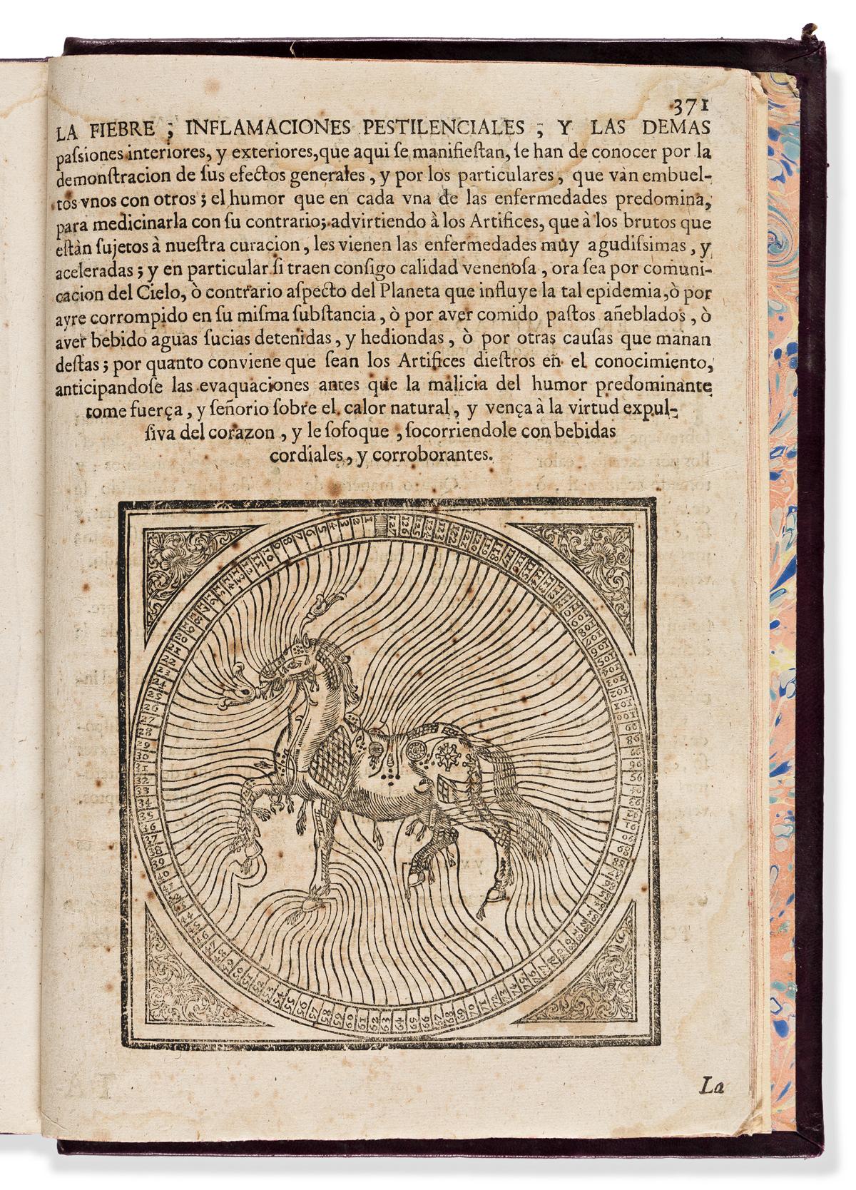 Arredondo, Martín (1598-1670) Obras de Albeyteria, Primera, Segunda, y Tercera Parte Aora Nuevamente Corregidas, y Añadidas.