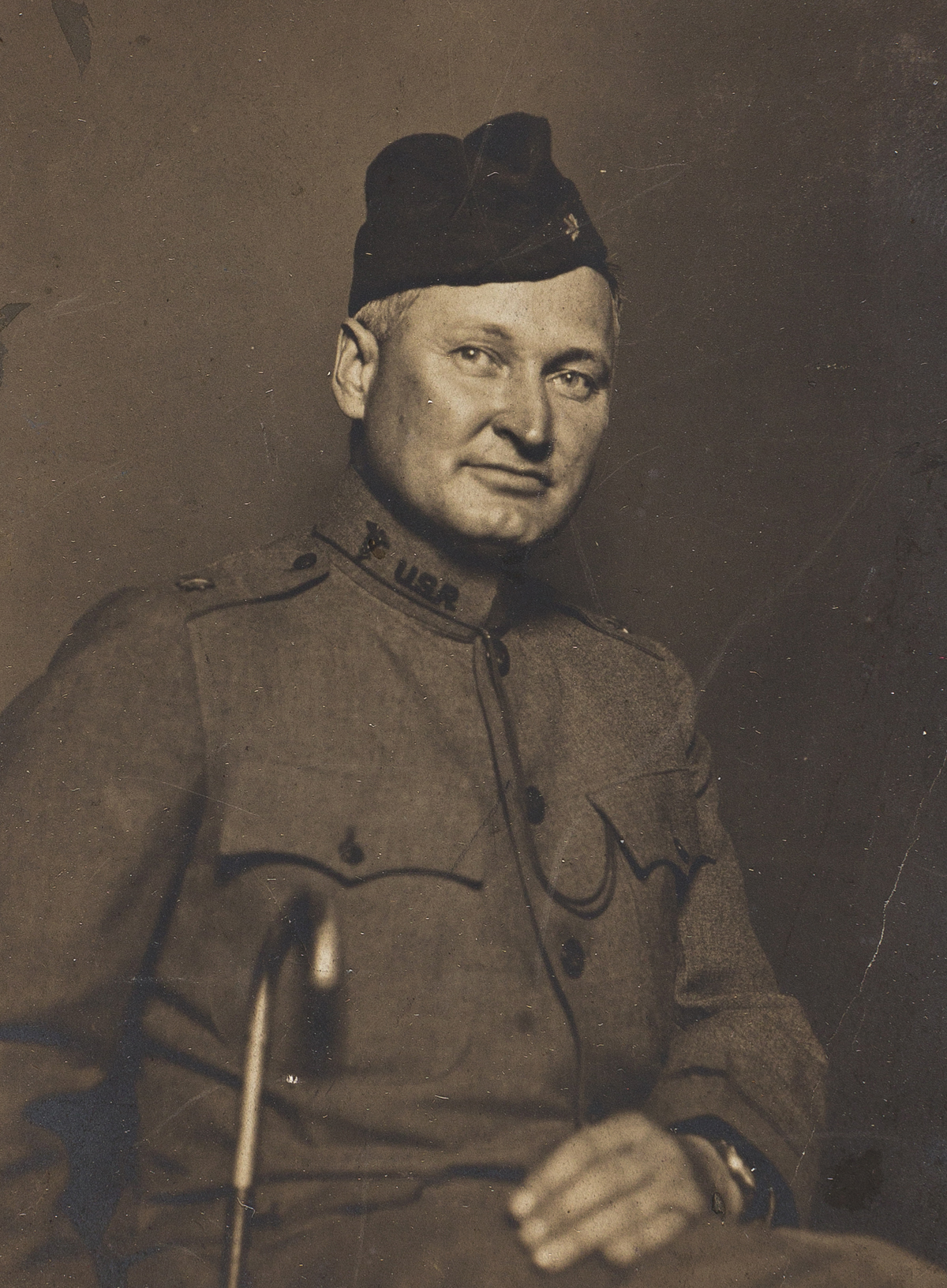 (WORLD WAR ONE.) Long run of letters home by Dr. Harlow Brooks, Chief Consultant in Medicine to the First and Second Armies in France.