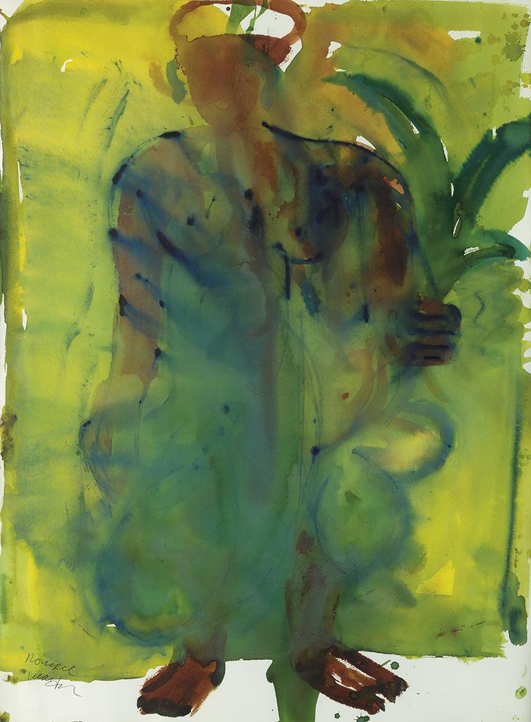 ROMARE BEARDEN (1911 - 1988) Obeah.