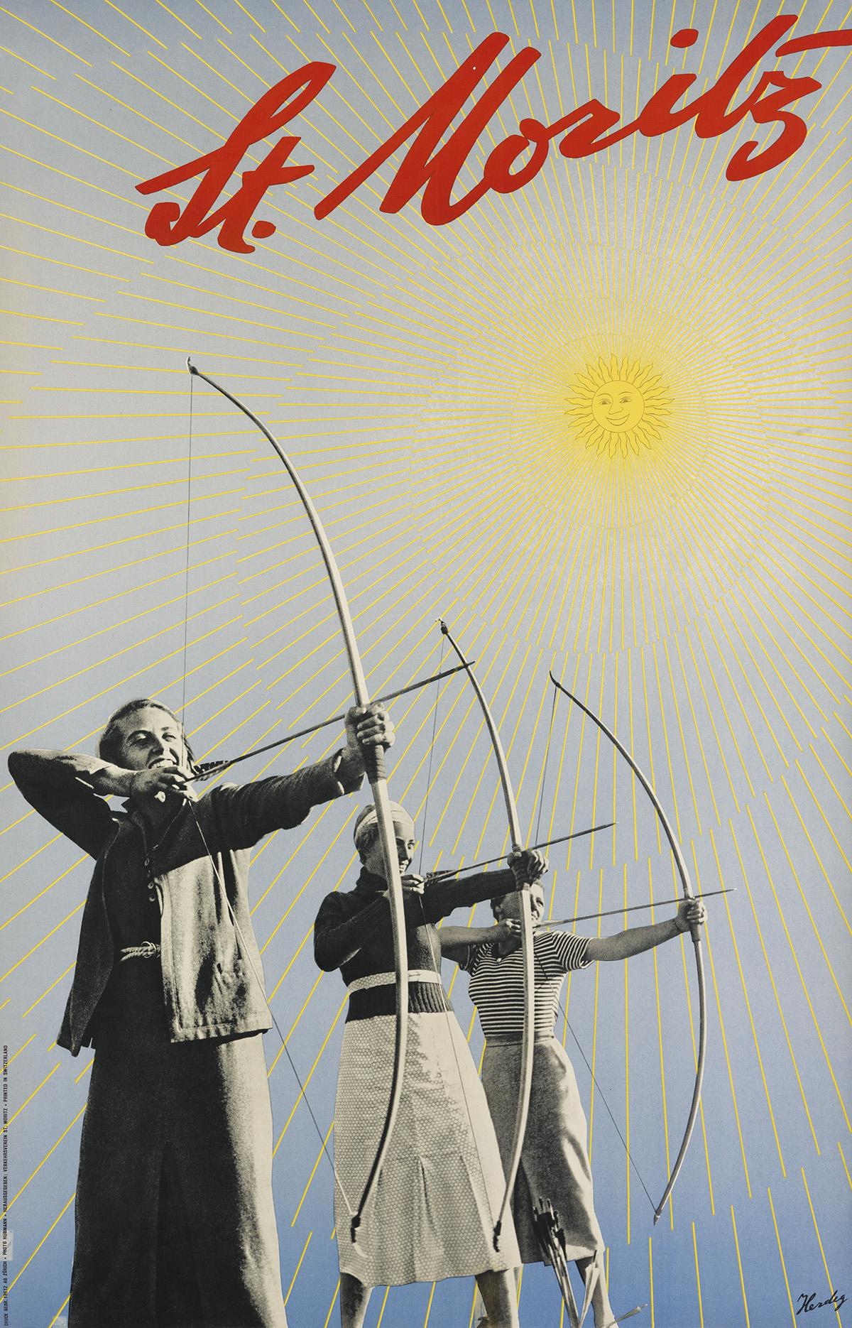WALTER-HERDEG-(1908-1995)-ST-MORITZ-1934-40x26-inches-102x66