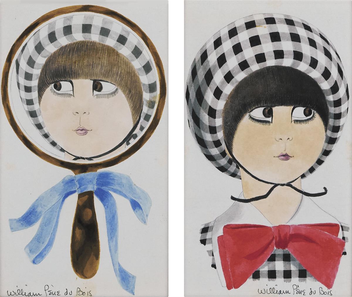 WILLIAM PÈNE DU BOIS. Pretty Pretty Peggy Moffitt. [CHILDRENS / FASHION / RUDI GERNREICH / MOD]