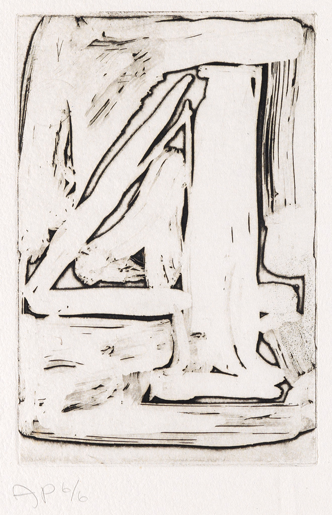 JASPER JOHNS Figure 4.