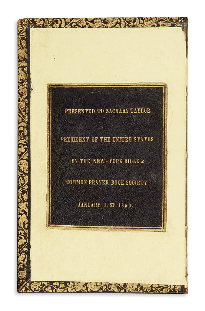 (BIBLE IN ENGLISH--PSALMS.) The Book of Common Prayer, and Administration of the Sacraments,