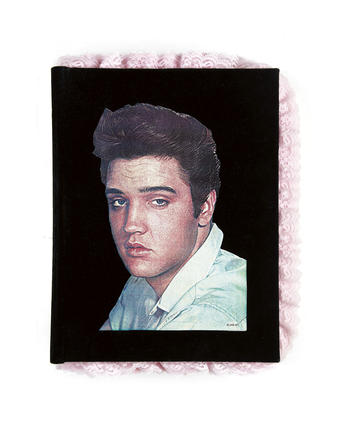 MABE-JONI--GREEN-STREET-STUDIOS-The-Elvis-Presley-Scrapbook