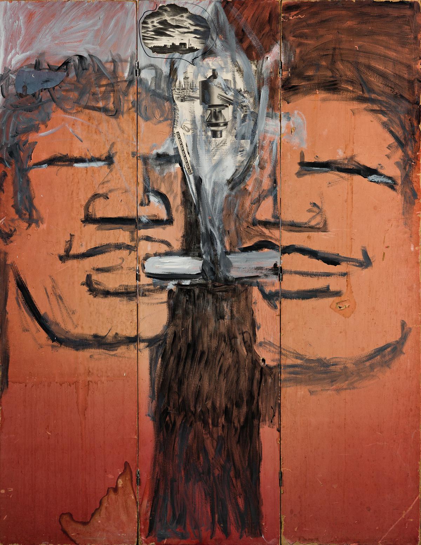 ROBERT LOUGHLIN (1949 - 2011) Untitled.