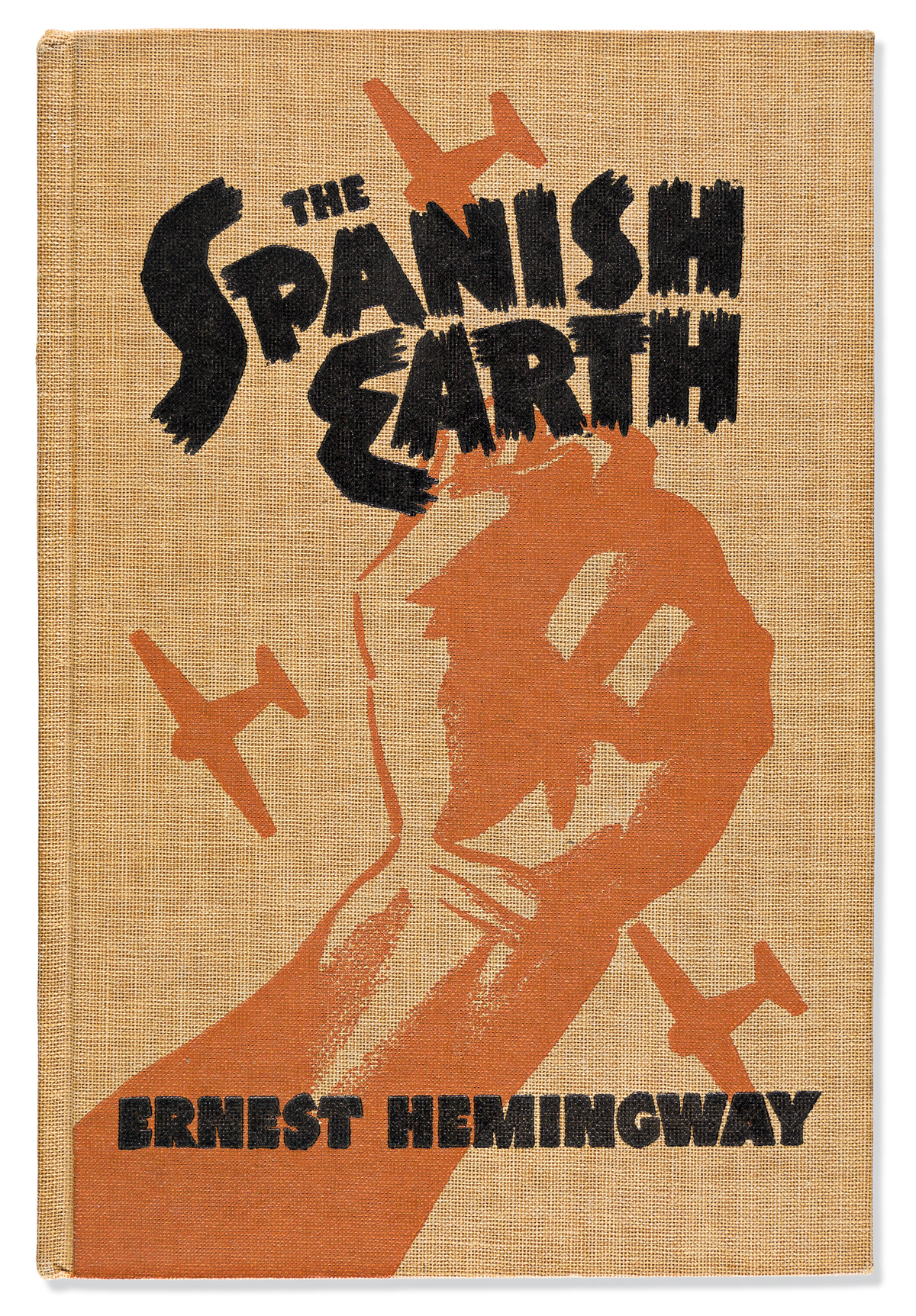 HEMINGWAY, ERNEST. The Spanish Earth.