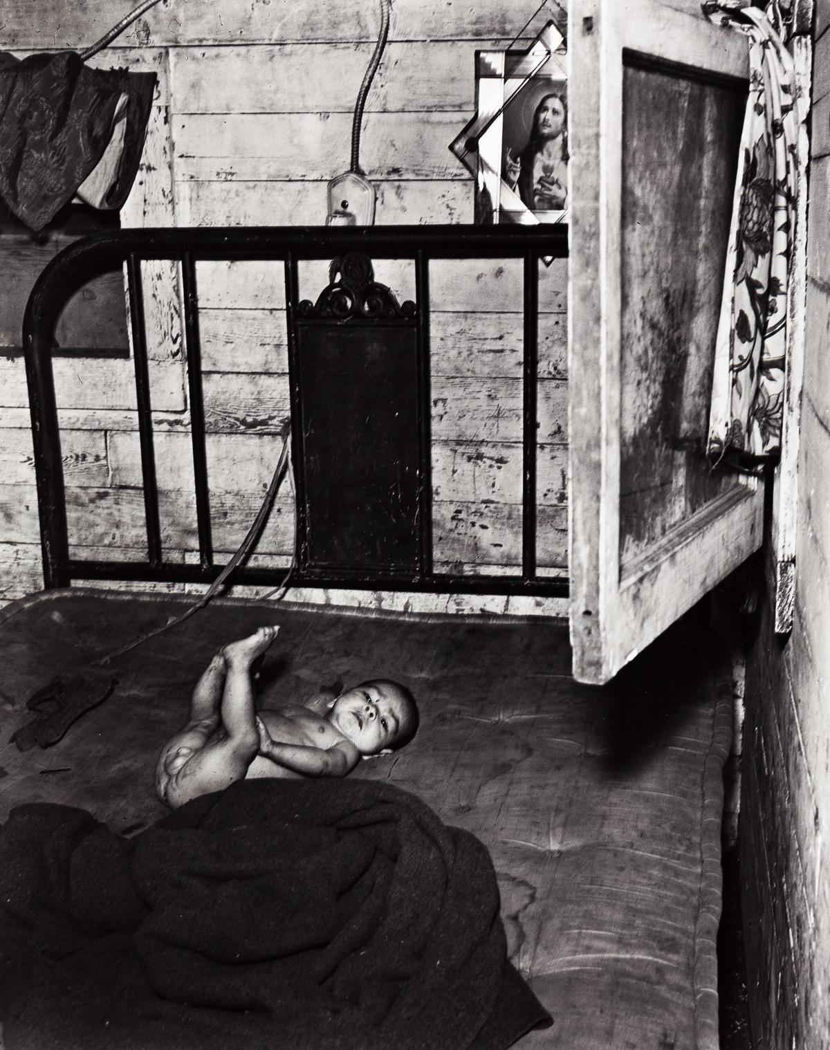 LOU STOUMEN (1917-1991) A portfolio entitled Forty Years.