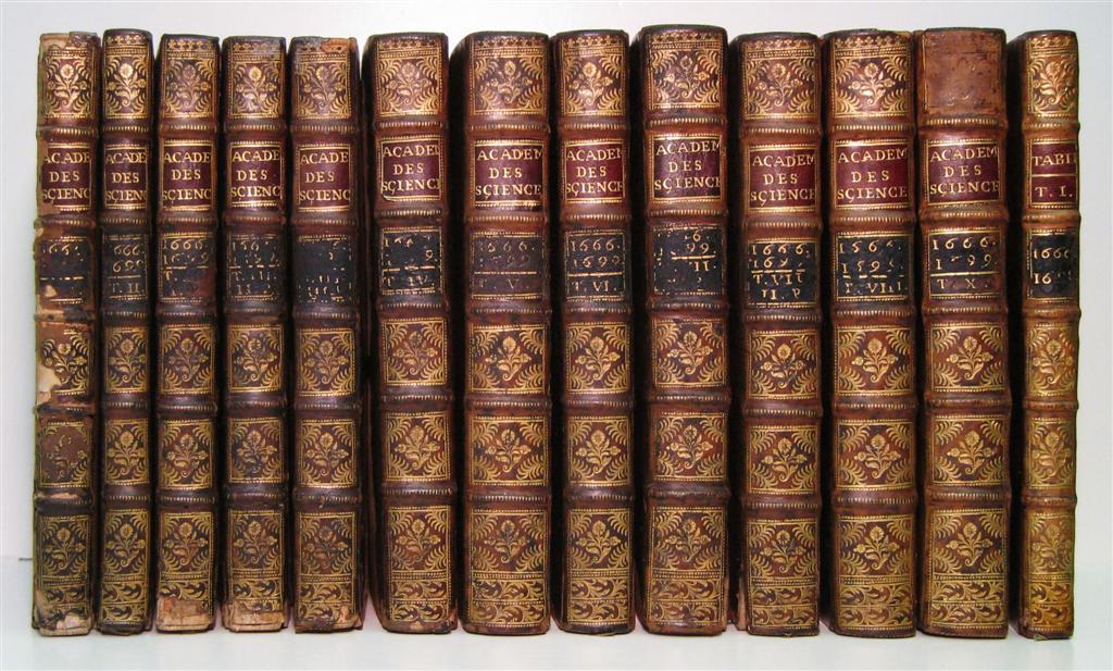 ACADÉMIE-ROYALE-DES-SCIENCES-Paris-Histoire----jusquà-1699--