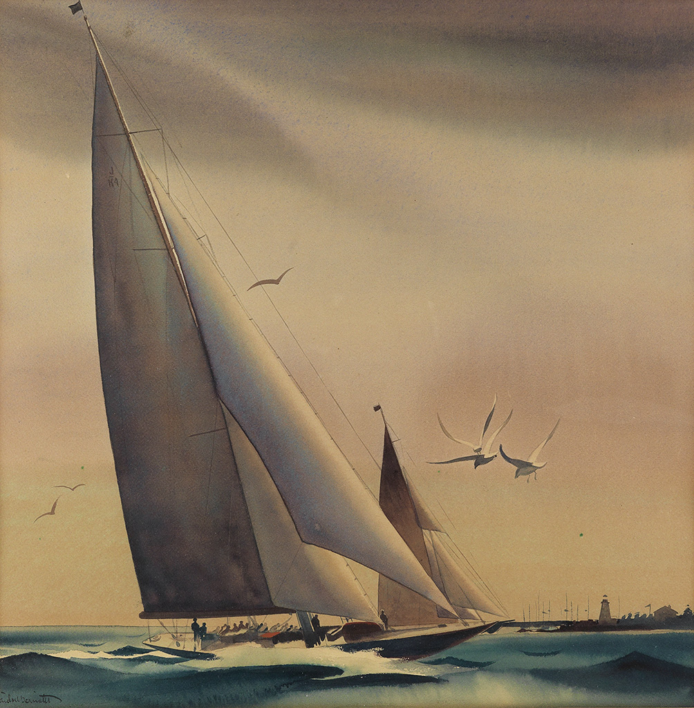 SANDOR-BERNATH-Sailboats