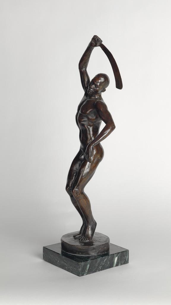RICHMOND BARTHÉ (1901- 1989) (AFTER) Feral Benga.