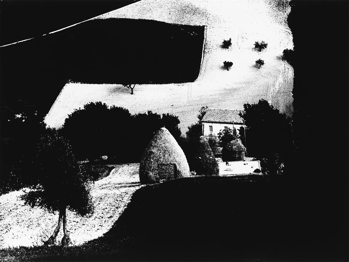 MARIO-GIACOMELLI-(1925-2000)-Landscape-from-the-Paesaggi-ser