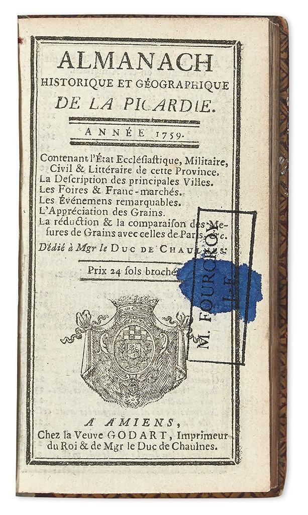 ALMANAC--Almanach-Historique-et-Géographique-de-la-Picardie-
