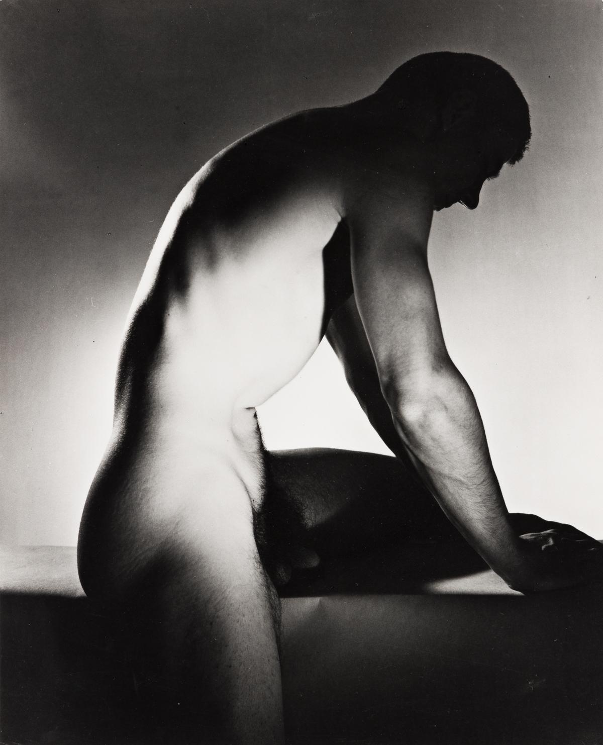 GEORGE PLATT LYNES (1907-1955) Ted Starkowski.