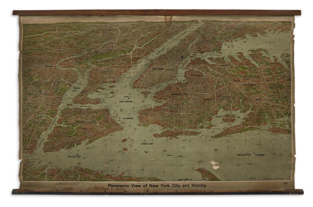 (NEW-YORK-CITY)-Ruppert-Jacob-Panoramic-View-of-New-York-Cit