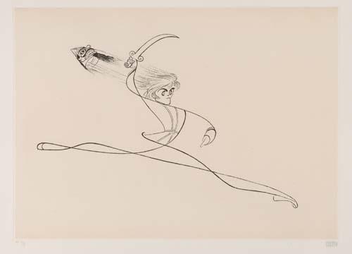 Baryshnikov Dances The Nutcracker.