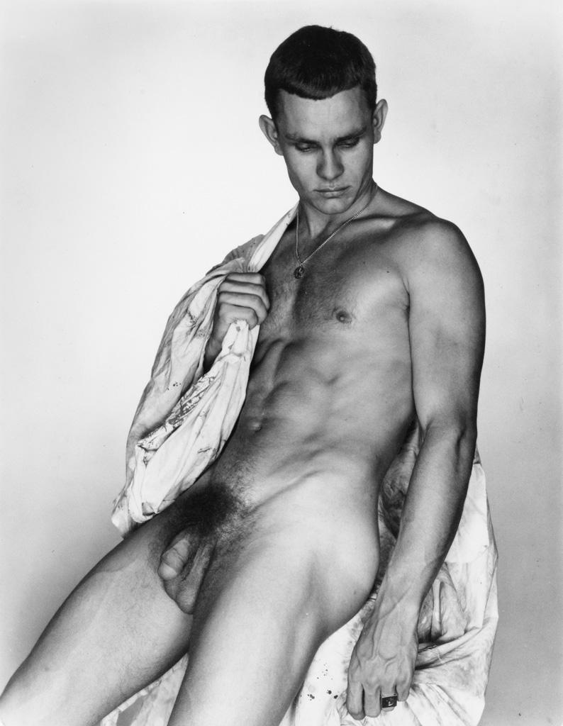 GEORGE PLATT LYNES (1907-1955) Chuck Howard.