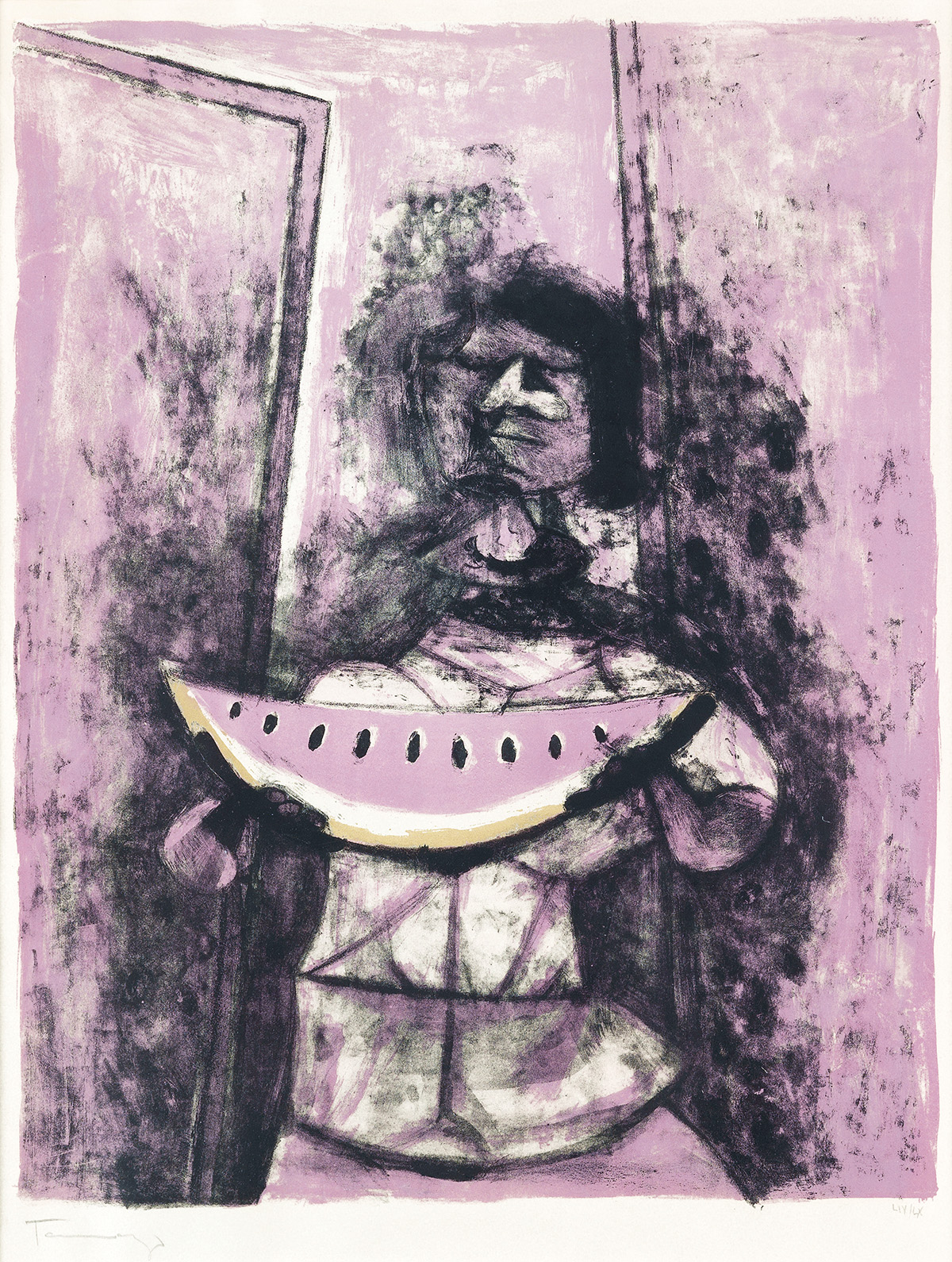 RUFINO-TAMAYO-Mujer-con-Sandía