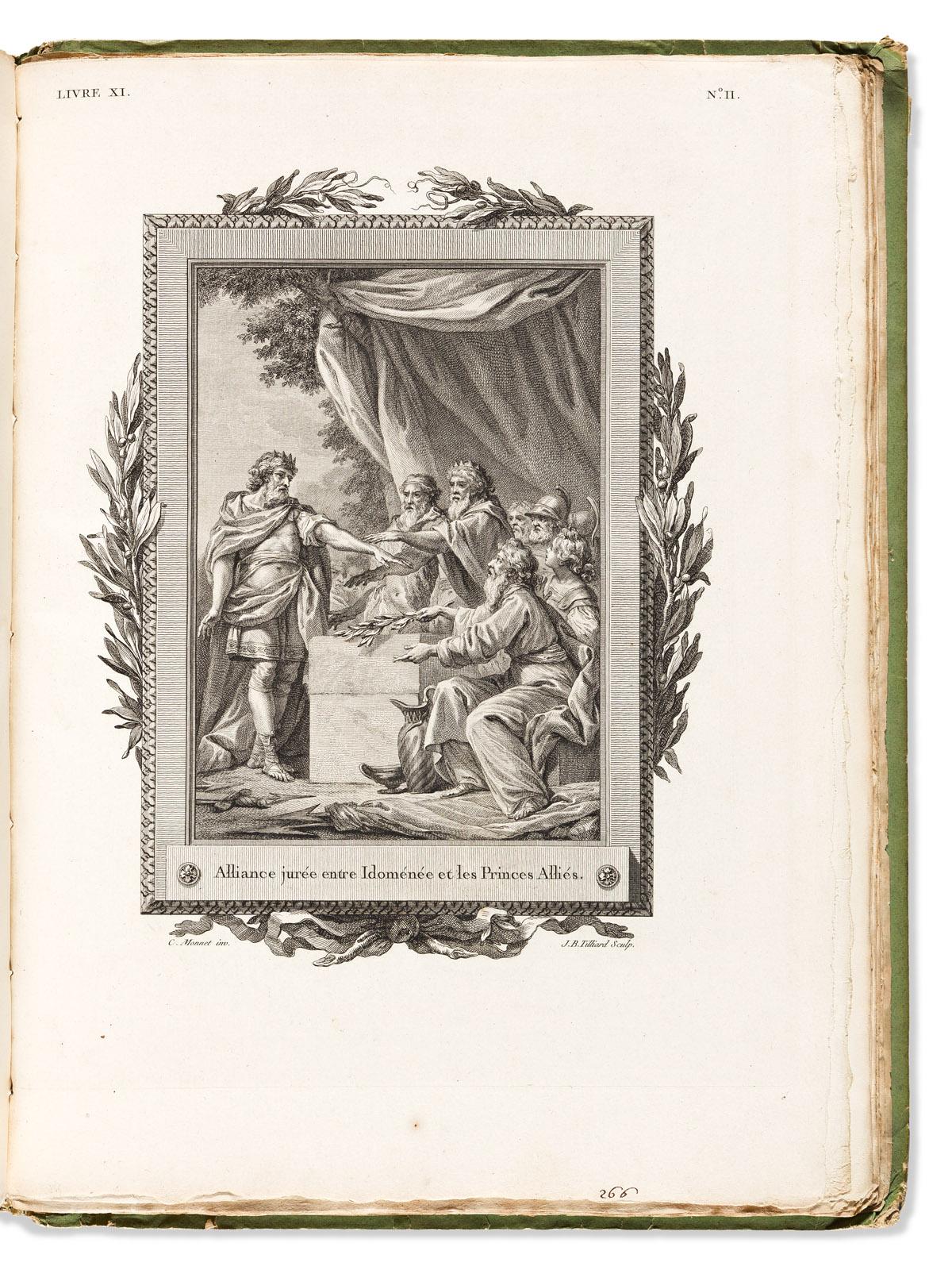 Fénelon, François (1651-1715) Les Aventures de Télémaque.
