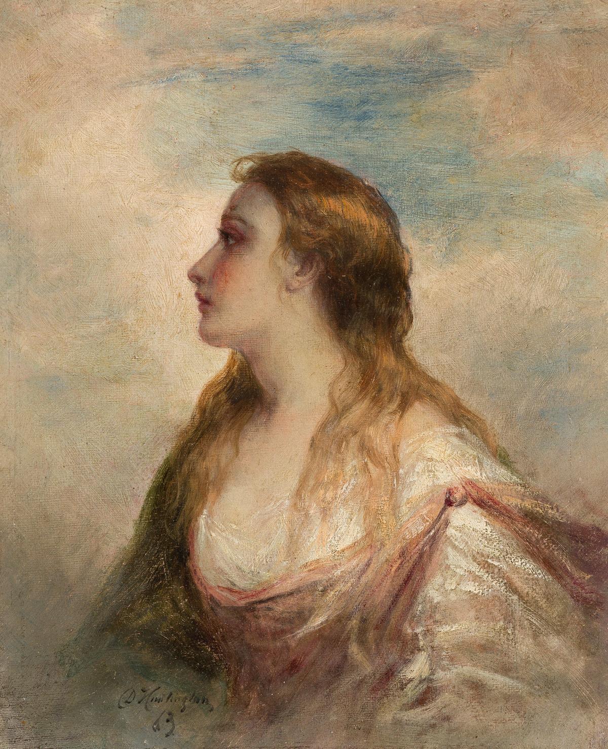 DANIEL HUNTINGTON Cecilia.
