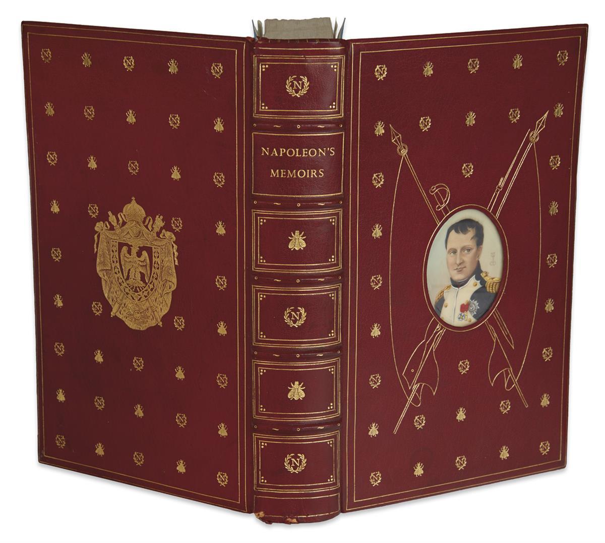 (BINDINGS---COSWAY-STYLE)-Bonaparte-Napoleon-Napoleons-Memoi