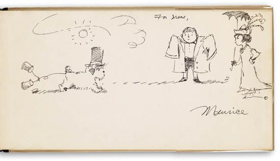 MAURICE SENDAK. Schenk de Regniers, Beatrice. What Can You Do with a Shoe?