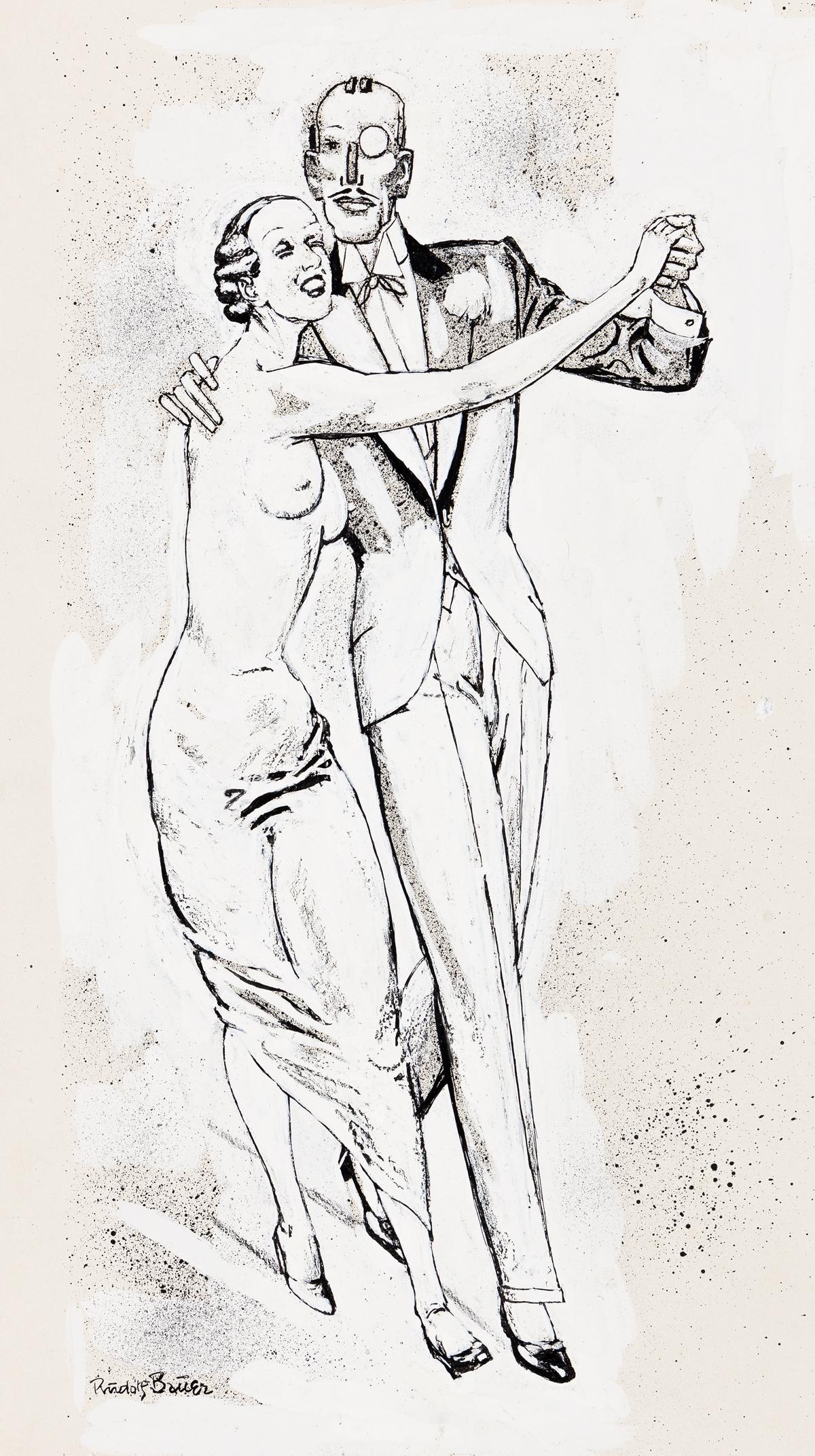 RUDOLF BAUER (1889-1953) Zodiasacra [?].