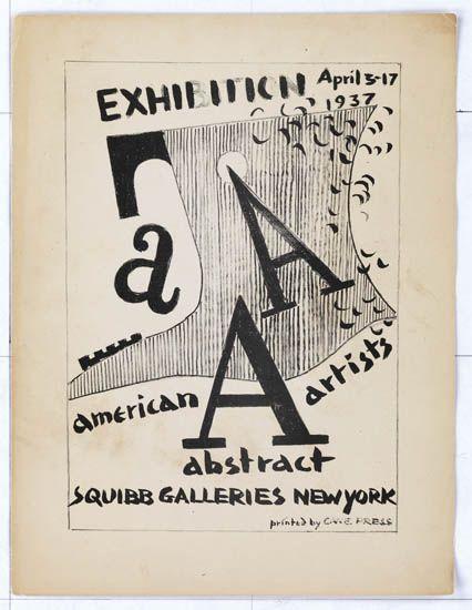 PORTFOLIO-American-Abstract-Artists-Group-First-Portfolio