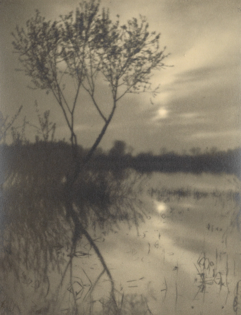 JOSEF SUDEK (1896-1976) Pastoral landscape.