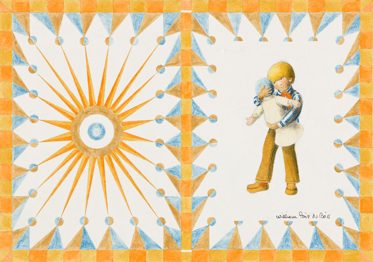 WILLIAM PÈNE DU BOIS (1916-1993) Williams Doll. [CHILDRENS / GENDER]