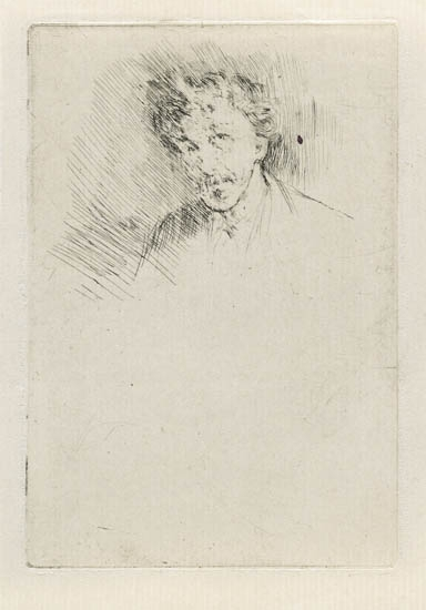 JAMES-A-M-WHISTLER-Whistler-with-the-White-Lock