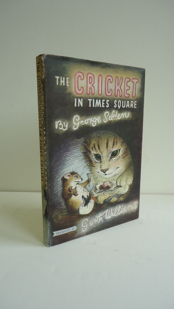 (CHILDRENS-LITERATURE)-Selden-George-[pseud-of-George-Thompson]-The-Cricket-in-Times-Square