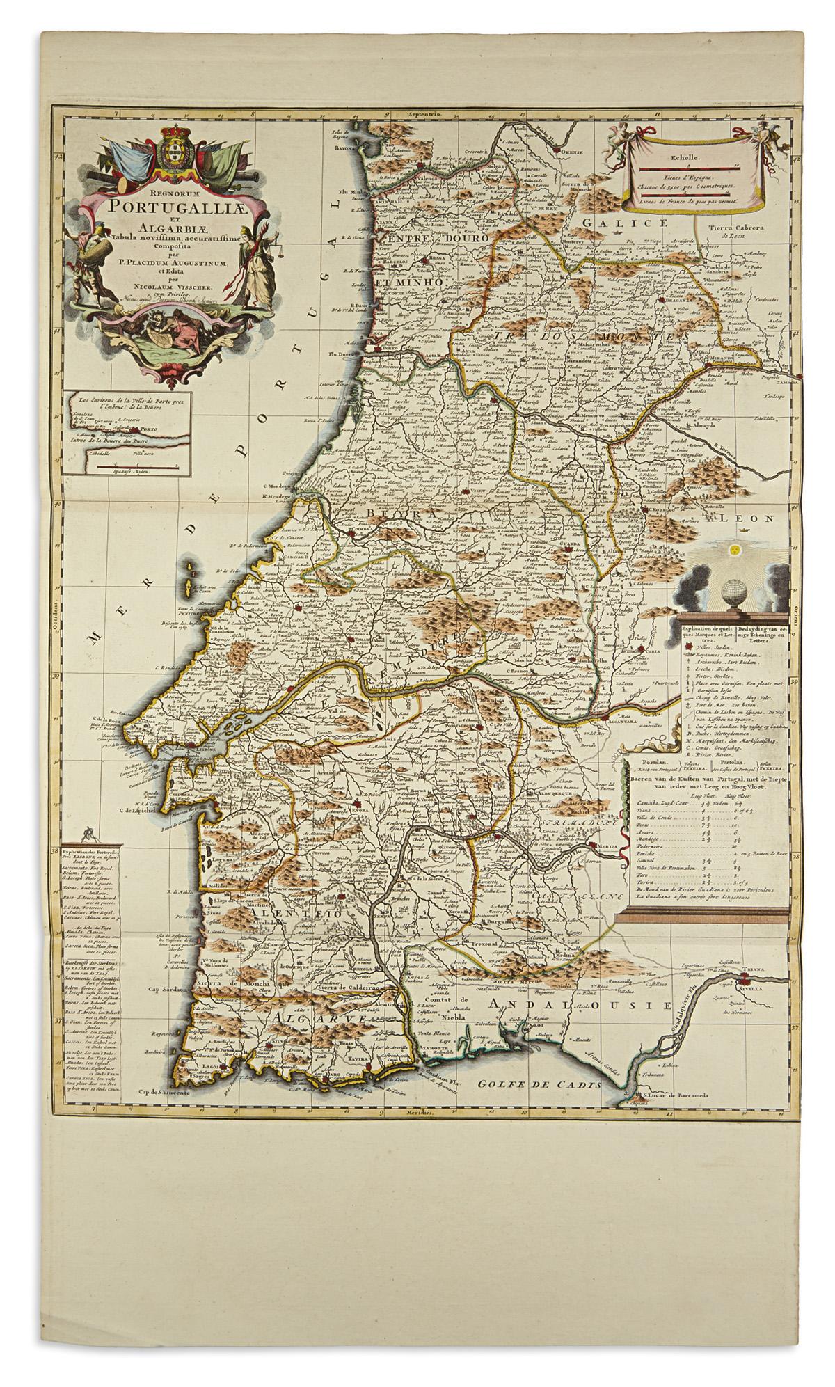 VISSCHER-NICOLAS-after-Regnorum-Portugalliae-et-Algarbiae