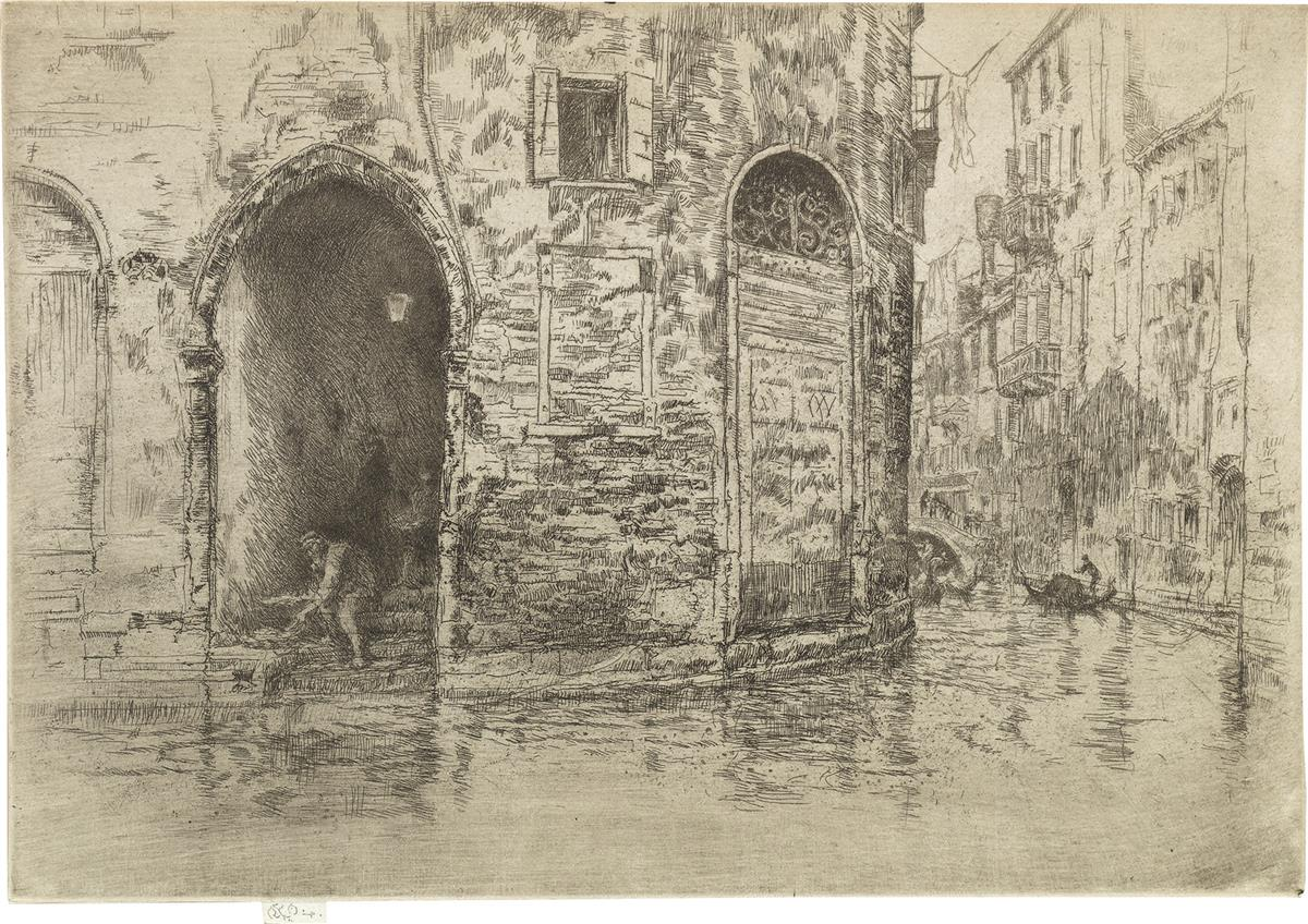 JAMES-A-M-WHISTLER-The-Two-Doorways