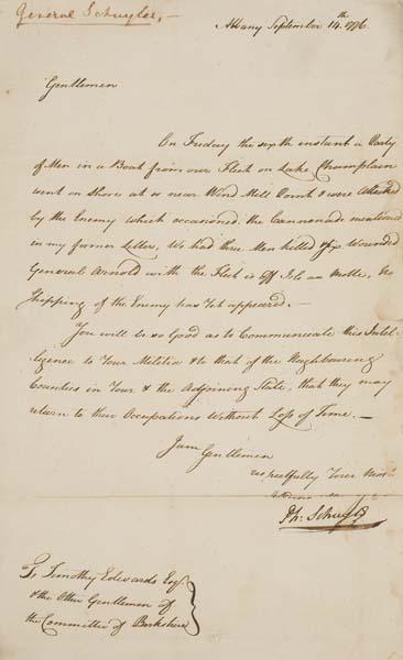 American-Revolution-SCHUYLER-PHILIP-Letter-Signed-Ph-Schuyle