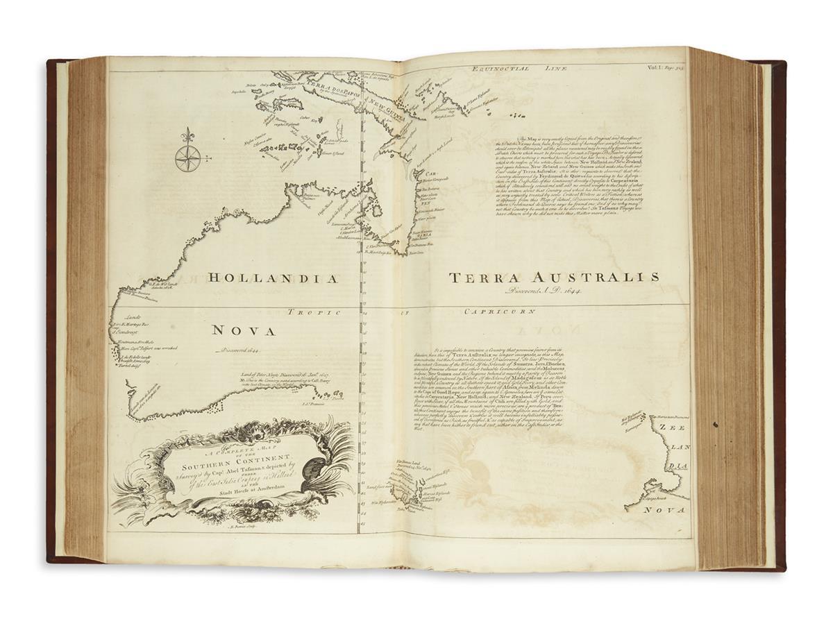 HARRIS-JOHN-Navigantium-Atque-Itinerantium-Bibliotheca-Or-a-