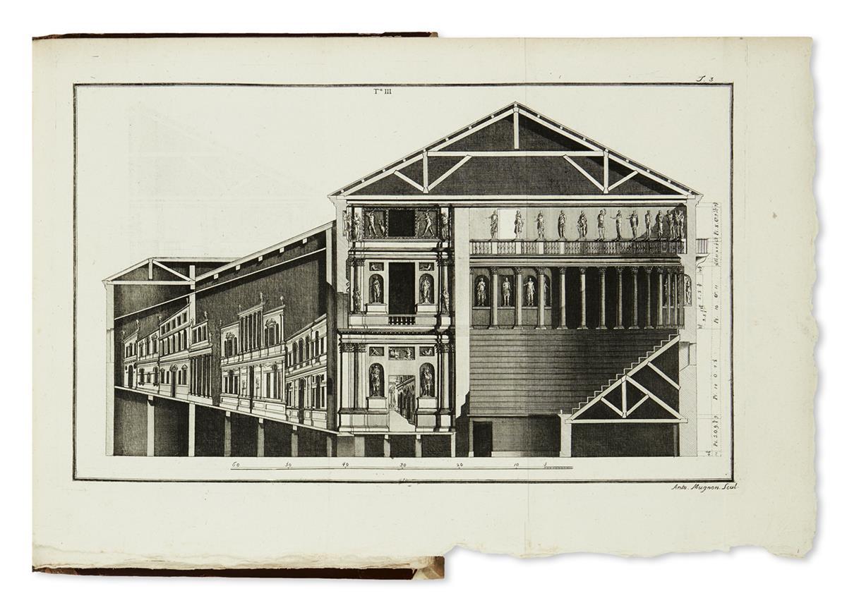 ARCHITECTURE--Bertotti-Scamozzi-Ottavio-Le-Fabbriche-e-i-Dis
