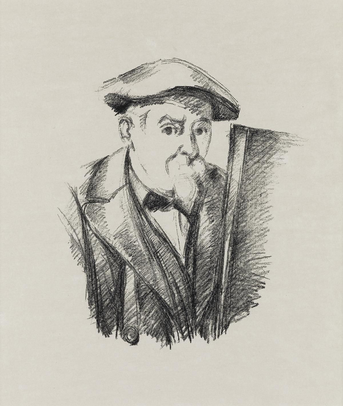 PAUL-CÉZANNE-Portrait-de-Cézanne-par-lui-même