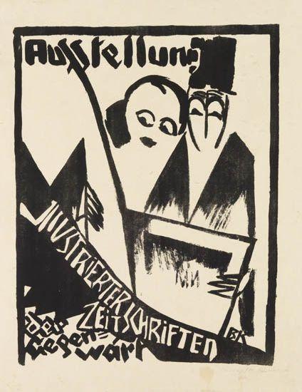 BERNHARD-KRETZSCHMAR-(1889-1972)-AUSSTELLUNG-ILLUSTRIERTER-Z