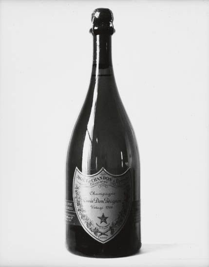 MAPPLETHORPE, ROBERT (1946-1989) Cuvée Dom Pérignon (Vintage 1968).