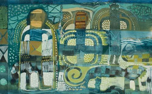 ALEXANDER-SKUNDER-BOGHOSSIAN-(1937---2003)-African-Images