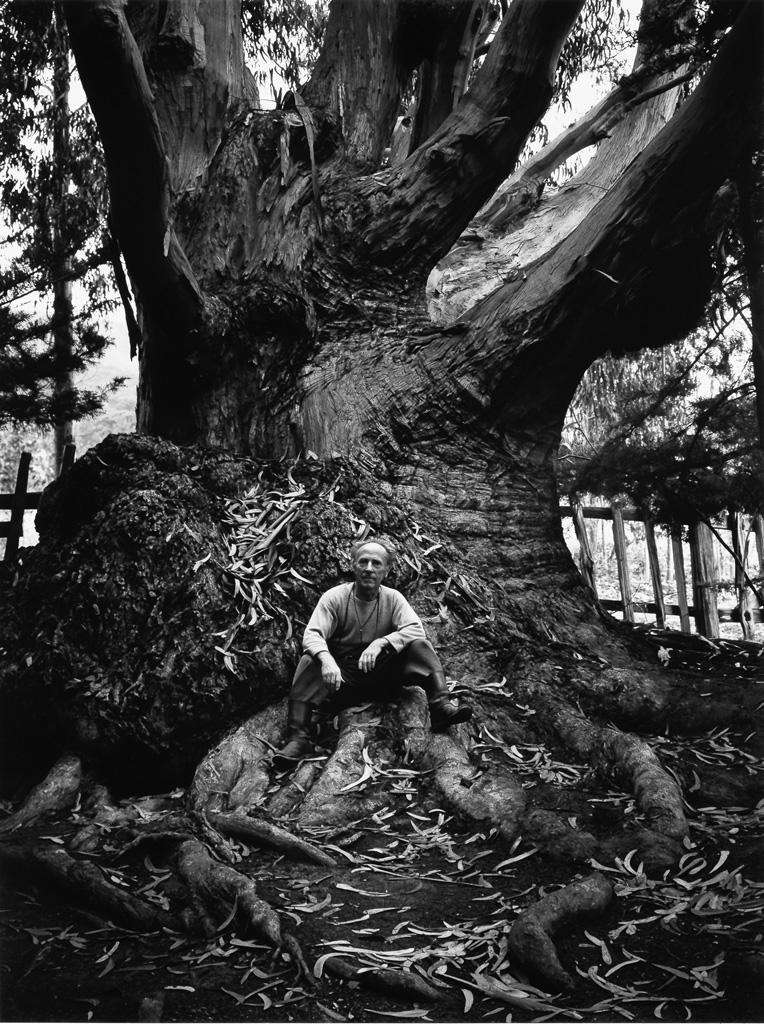 ANSEL-ADAMS-(1902-1984)-Edward-Weston-Carmel-Highlands-Calif