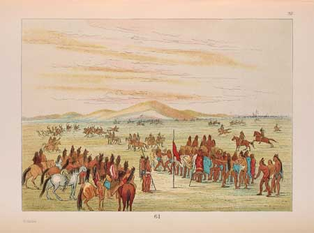 (AMERICAN INDIANS.) Catlin, George. The Manners, Customs, and Condition of the North American Indians.