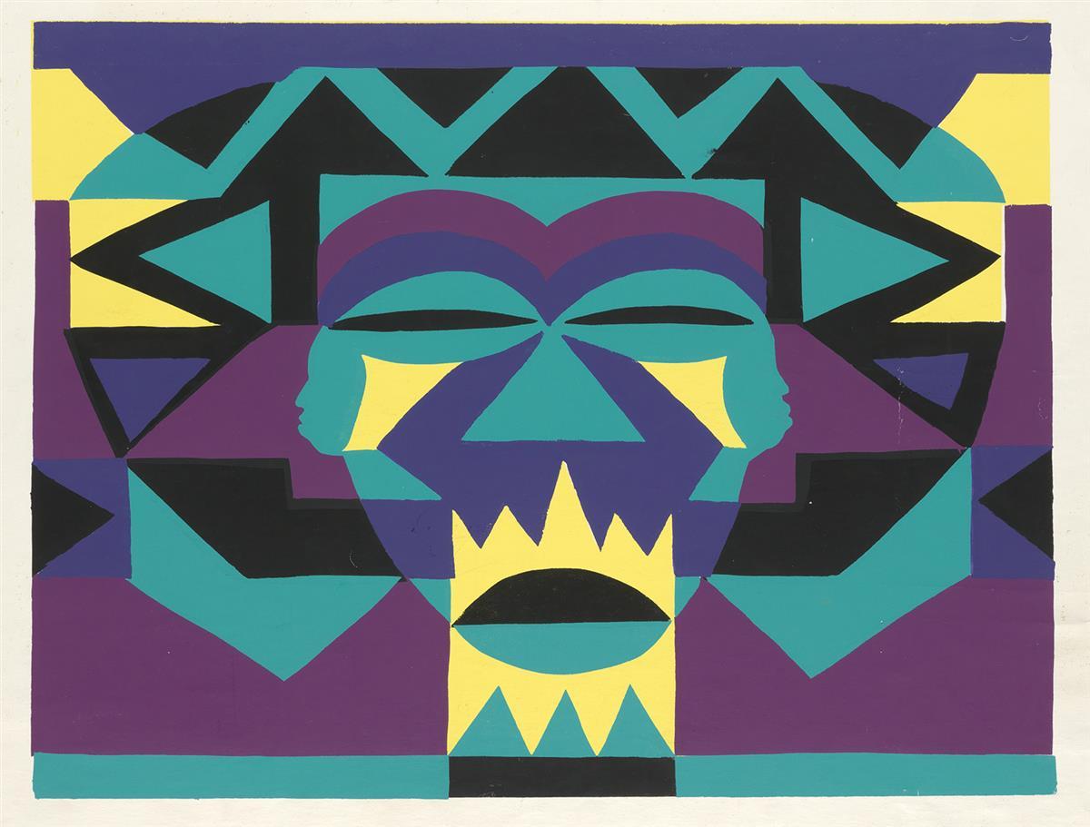 GERALD WILLIAMS (1941 - ) Untitled.