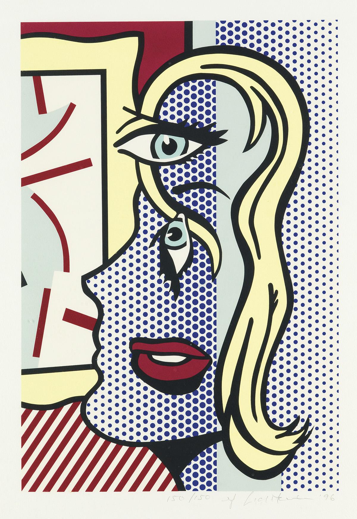 ROY LICHTENSTEIN Art Critic.