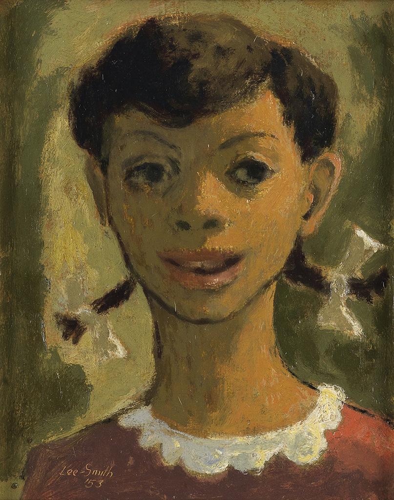 HUGHIE LEE-SMITH (1915 - 1999) Negro Child.