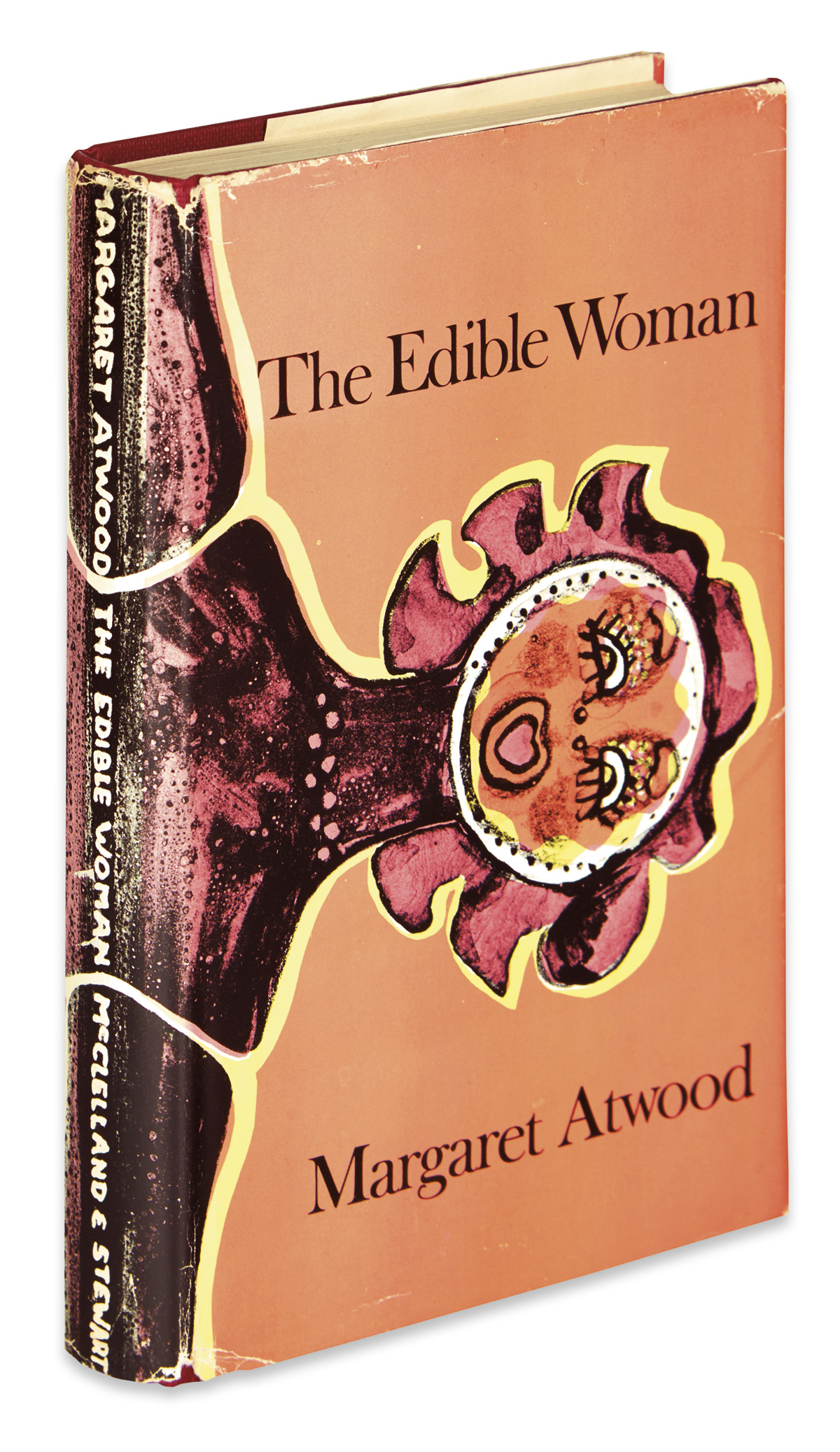 ATWOOD, MARGARET. The Edible Woman.