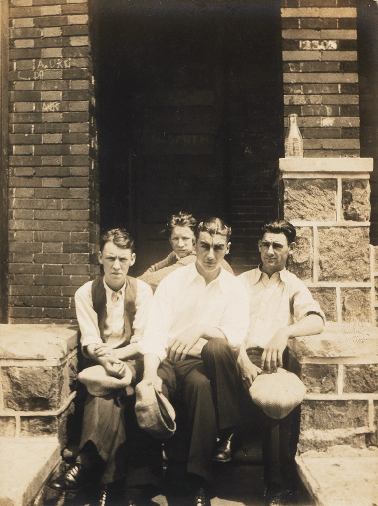 JOHN FRANK KEITH (1883-1947) Collection of approximately 180 photographs depicting folks in Philadelphia and South Kensington, Pennsylv