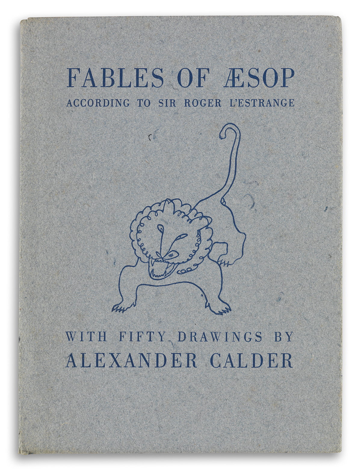 (CALDER-ALEXANDER)-Aesop-Fables-of-Aesop-according-to-Sir-Ro