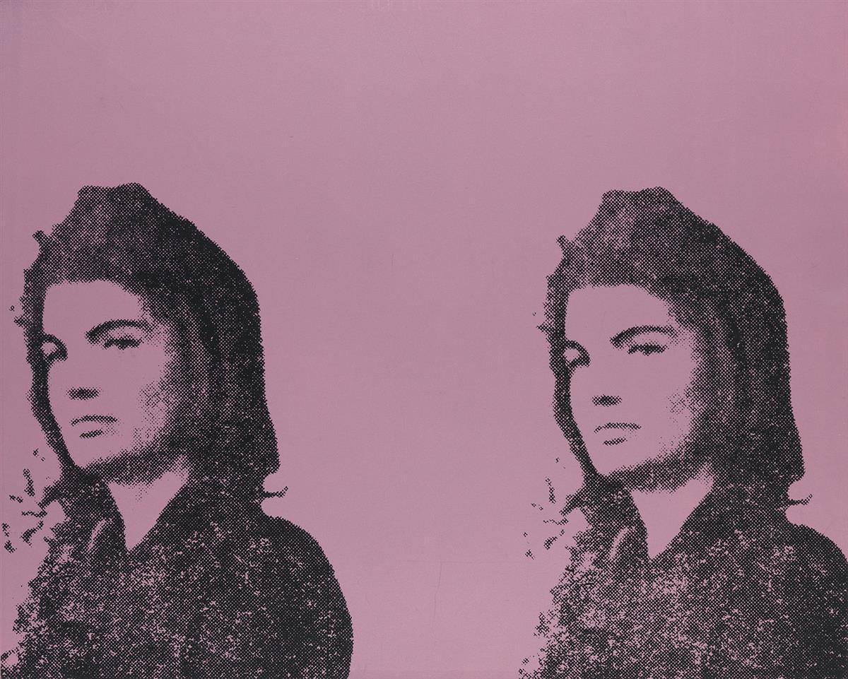 ANDY-WARHOL-Jackie-II