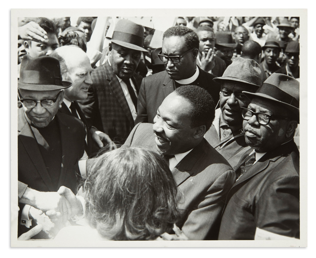(CIVIL-RIGHTS)-[Ernest-Withers;-photographer;-et-al]-Group-o